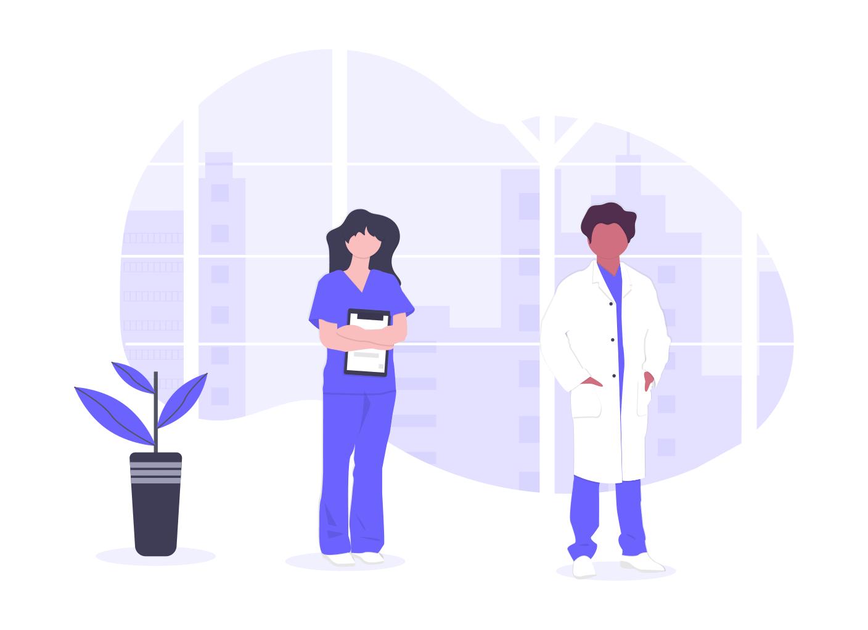 medical by retd doctors