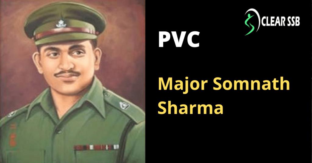 PVC Major Somnath Sharma